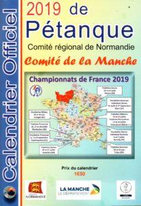 Calendrier Championnat De France Petanque 2019.Calendrier Saison 2019 Comite De La Manche De Petanque